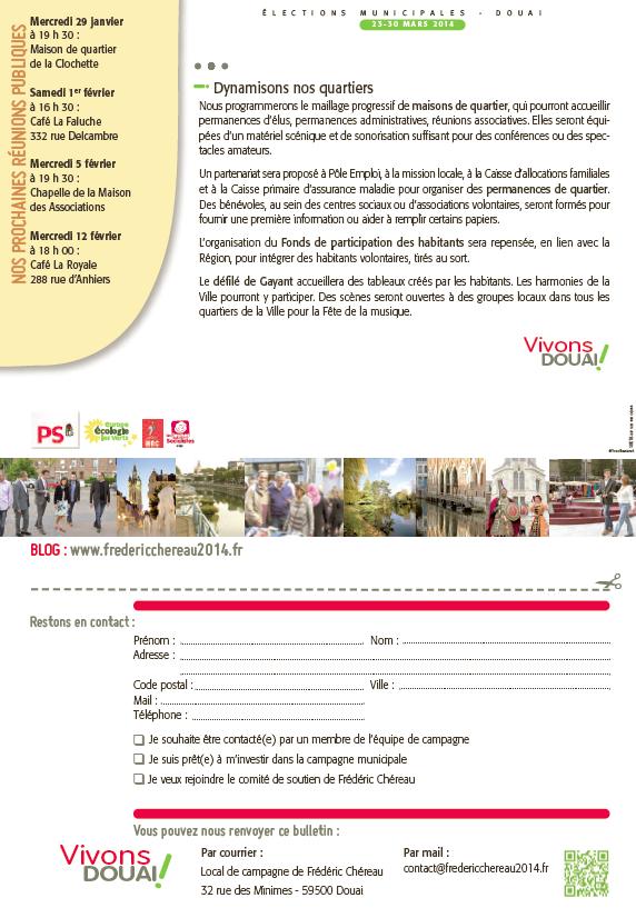 Vivons Douai plus démocratique_verso